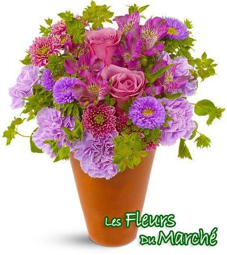 Bouquets de fleurs chez votre fleuriste de beloeil for Bouquet de fleurs quebec
