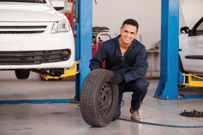 Pose de pneus longueuil changement de pneu vente et for Garage changement de pneu