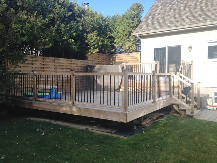 Patio longueuil boucherville am nagement de patios et for Plans patios et terrasses