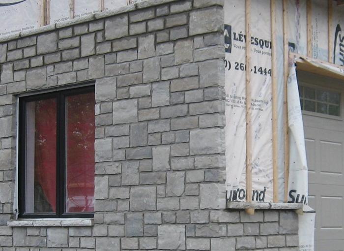 Jointoyer mur pierre exterieur trendy enduire ou for Mur de brique exterieur