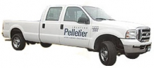 Location de pick-up, location Pelletier