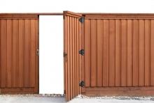 Cl ture valleyfield chateauguay vaudreuil dorion installation et r paration de cl ture - Reparation de porte en bois ...