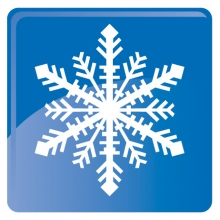 icon de flocon de neige