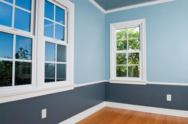Peintre en bâtiment | Peinture intérieure | Peinture ...